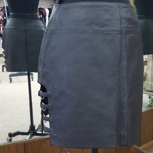 Wilsons Leather Maxima Leather Skirt